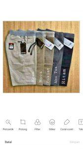 Celana pendek 5 warna